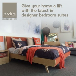 Give your home a lift with the latest in designer bedroom suites