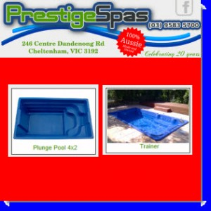 Prestige Spas - The Spa Experts