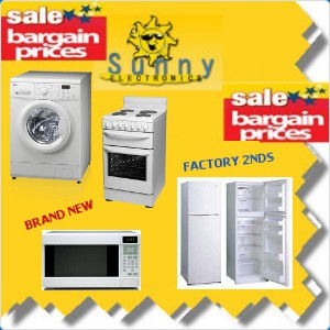 Sunny Electronics - Fridges - Washers - Home Appliances
