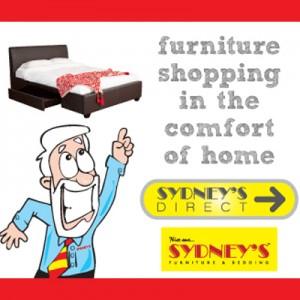 SHOP ONLINE AT sydneysdirect.com.au