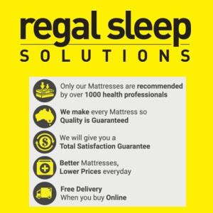 Regal Sleep Solutions !!