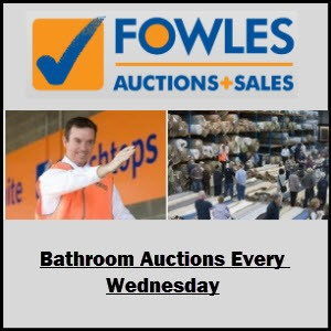 Fowles Extended SALE on BATHROOMS!