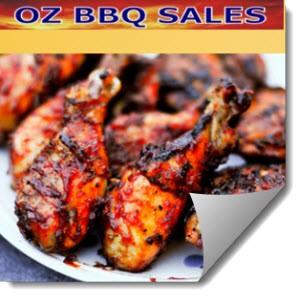 Oz BBQ Sales