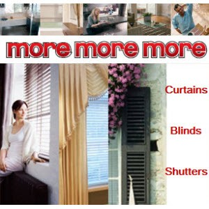 Curtains, Blinds and Shutter sale